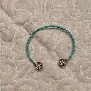 Jewelry - Mint Green Adjustable Bracelet 2 for $10 😍